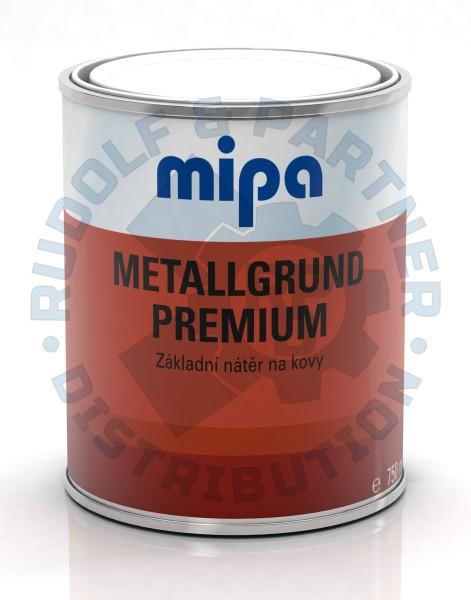 Mipa Metallgrund Premium 750ml rotbraun