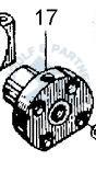 M25, 4x4 Buchse, Flansch f. Differentialsperre