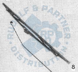 M25 Elastische Wischerschiene