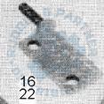 M25 Schwingungsdämpferbefestigung, links
