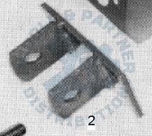 M25 Schwenklagergabel