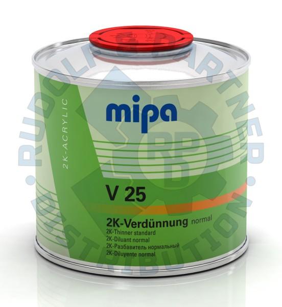 Mipa 2K-Verdünnung normal V 25 250ml