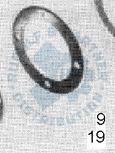 M25 Ausgleichscheibe, 2,5x10