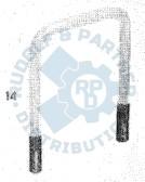 M25 Federbügel 210mm,M14