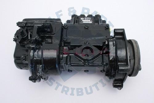 M25 Einspritzpumpe m. Verstellreg. 4x2 generalüberholt, Austausch