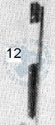 M25 Klemmprofil, re., hint., unten