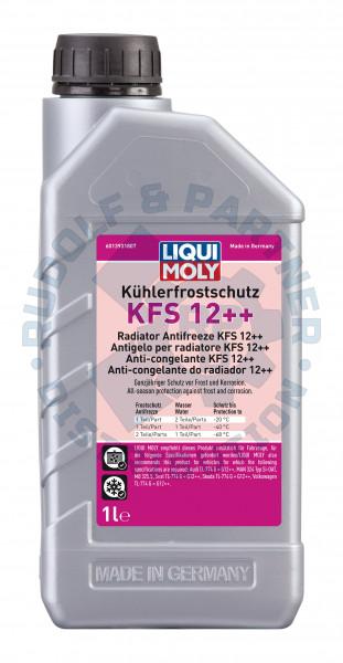 Kühlerfrostschutz KFS 12++ 1L