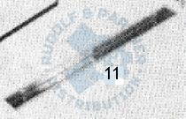 M25 Klemmprofil, rechts, unten (lang)