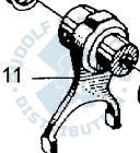 M25, 4x4 Schaltelement für Differentialsperre