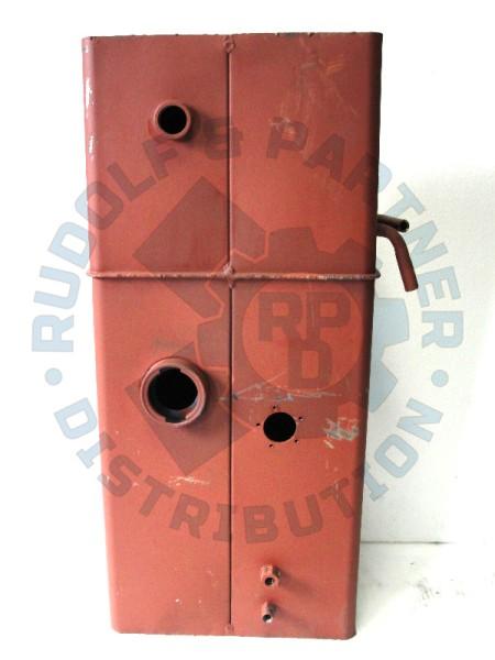 M25 Kraftstoffbehälter mit Hydraulitank, 65 Liter, 4x2 unverzinkt