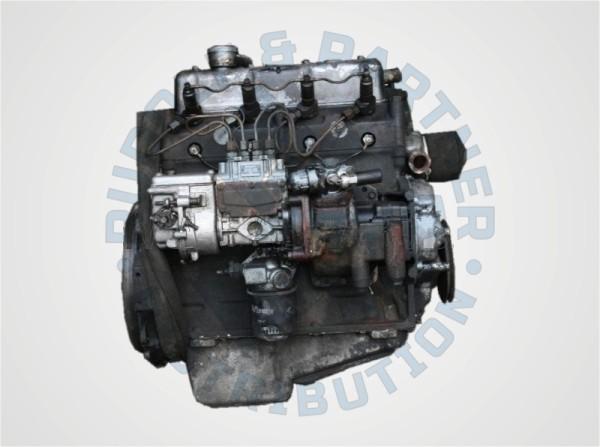 M25 Austauschmotor 4x2