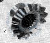 M25 Ausgleichkegelrad groß