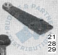 M25 Lenkhebel (4x2)verstärkt-Servo